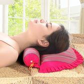 頸椎枕頭頸椎專用枕頭 修復頸椎脊椎枕中藥保健護頸枕芯蕎麥枕wy【限時特惠九折起下殺】