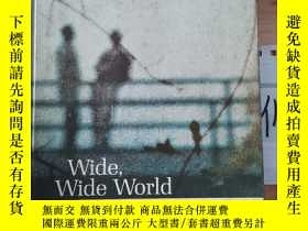 二手書博民逛書店Wide,wide罕見world in LiteratureY15335