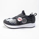 New Balance 旋鈕跑鞋 中童 套入式 寬楦 公司貨 PKRVLCT2 黑【iSport愛運動】