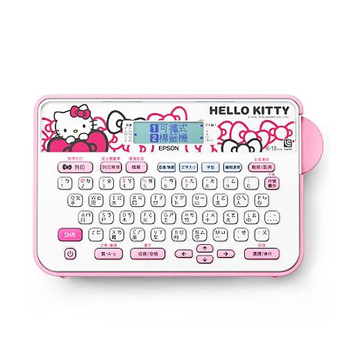 EPSON 愛普生 LW-200KT Hello Kitty 標籤機 標籤印表機