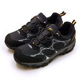 LIKA夢 GOODYEAR 固特異專業多功能郊山防水戶外越野鞋 探索森林系列 黑灰銀 93570 男