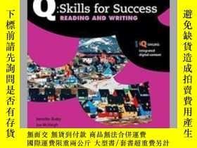 二手書博民逛書店Q:Skills罕見for Success 2E Reading