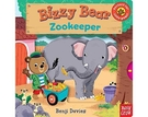 Bizzy Bear:Zookeeper 動物管理員熊熊新奇操作書(美國版)
