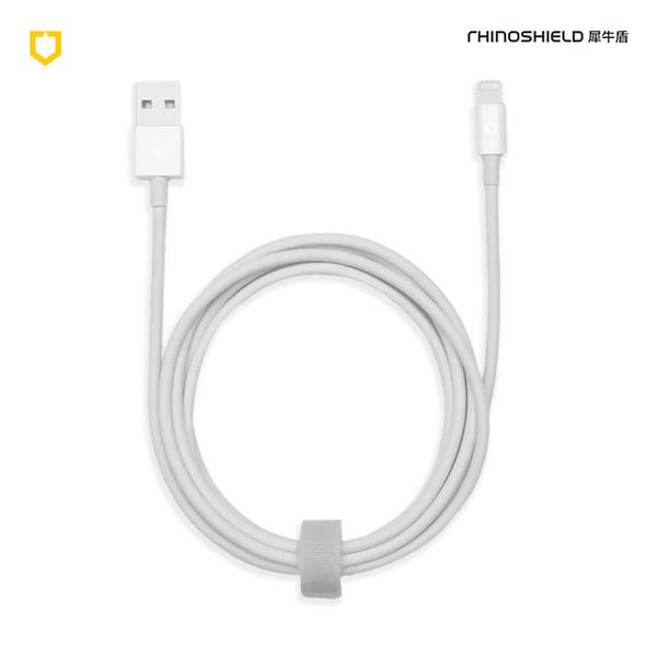 犀牛盾 Lightning to USB 傳輸/充電線 - 2公尺