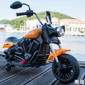 兒童摩托車 電動二輪車小孩男女寶寶滑行車玩具平衡車可坐人電瓶車JY 快速出貨