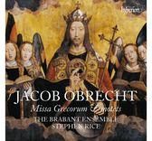 【停看聽音響唱片】【CD】奧布雷赫特:(希臘人)彌撒曲及經文歌