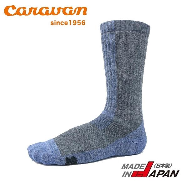 日本【Caravan】RL.HG Under Scarf 日本製登山襪 針織襪
