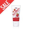 【NOW】XyliWhite™木糖醇兒童牙膏(草莓口味) (3oz/85g)Strawberry Splash Toothpaste Gel for Kids 效期2021/08
