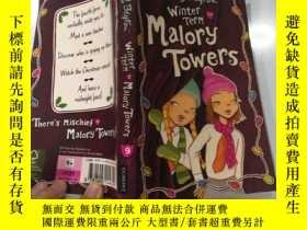 二手書博民逛書店winter罕見at Term Milory towers冬季在米洛裏塔斯Y200392