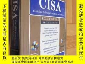 二手書博民逛書店CISA罕見Certified Information Systems Auditor All-in-One Ex