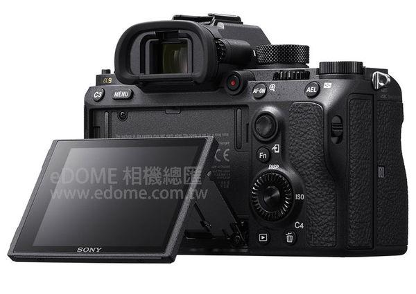 SONY a9 BODY 單機身 贈64G+原電+背帶 (24期0利率 免運 台灣索尼公司貨) ILCE-9 全片幅E接環 微單眼相機