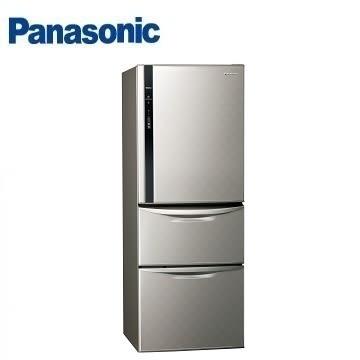 Panasonic 國際牌 NR-C479HV 三門變頻冰箱(468L) (銀河灰) ※熱線:07-7428010