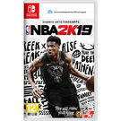 任天堂Switch NBA 2K19《中文版》