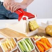 馬鈴薯條切條器多功能薯條切塊機 家用手動不銹鋼切蘿卜神器 露露日記