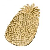 羅尼大鳳梨盤 金色