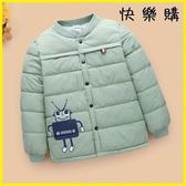 兒童羽絨外套 童裝羽絨棉服棉襖寶寶內膽保暖棉衣外套
