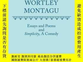 二手書博民逛書店Essays罕見And Poems And simplicity