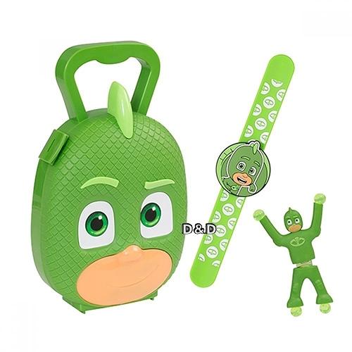 【PJ Masks 睡衣小英雄】飛壁俠變裝組╭★ JOYBUS玩具百貨