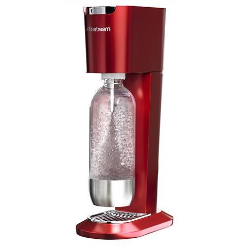 (((福利電器)))SodaStream-GENESIS DELUXE氣泡水機 優質福利品(紅/白/藍三色)