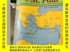 二手書博民逛書店A罕見Harmony of the Life of st.Pau