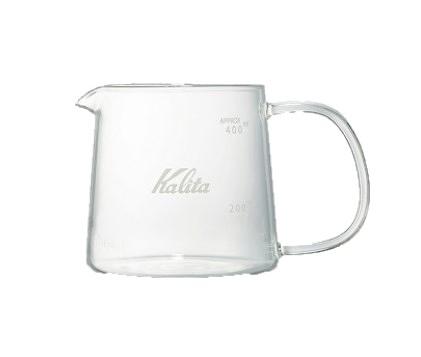 金時代書香咖啡 Kalita Jug 耐熱玻璃咖啡壺 400ml #31276