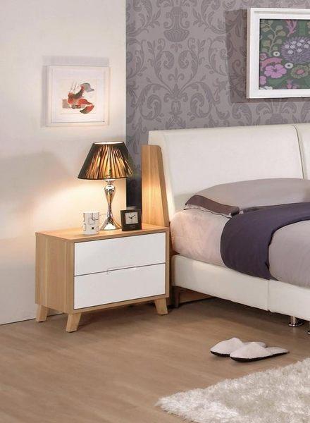 8號店鋪 森寶藝品傢俱 c-01 品味生活 臥室 床頭櫃  系列541-5 哈珀1.8尺床頭櫃(279)