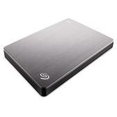 "【台中平價鋪】全新 Seagate Backup Plus Slim 1TB 2.5"" 行動硬碟-銀"
