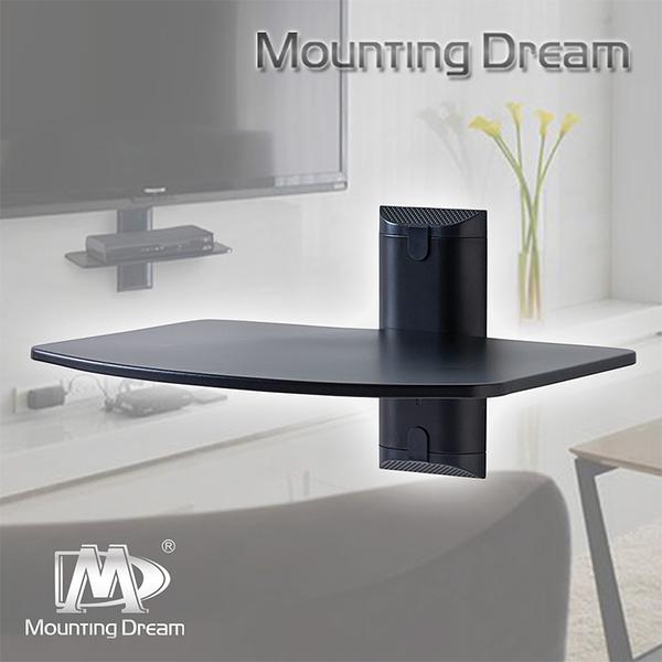 Mounting Dream 電視機上盒/遊戲機/DVD播放器 置物架 (XD5205)