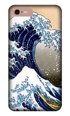  文創現貨  iPhone 7 Plus i7 i7+ i6+ i6 i6S 6 6S 指環 手機殼 指環扣 指環支架 犀牛盾支架 海浪 波達