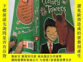 二手書博民逛書店Third罕見Year At Malory Towers:在馬洛裏塔斯的第三年Y200392