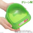 【寵物王國】日本Richell-寵物用固定式塑膠餐盤(M)