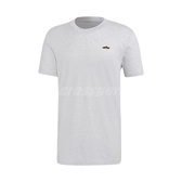 adidas 短袖T恤 Mini Embroidery Tee 灰 黑 男款 純棉 圓領 正常版型 【PUMP306】 ED7639