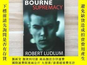 二手書博民逛書店The罕見Bourne Supremacy諜影重重Y169538