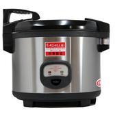 牛88大容量40人份營業用電子煮飯保溫電子鍋(台灣製造)JH-8195