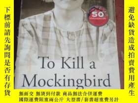 二手書博民逛書店To罕見Kill a Mockingbird 詳見圖Y6699