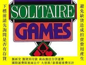 二手書博民逛書店150罕見Solitaire GamesY255562 Brown, Douglas Harpercollin