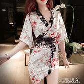 和服-新款櫻花裙裝夏季清涼裙 提拉米蘇