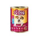 IQ Dog狗罐頭-牛肉風味+米400g【愛買】