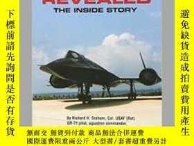 二手書博民逛書店SR-71罕見Revealed The Inside Story (damaged)-SR-71泄露了內幕(受損)