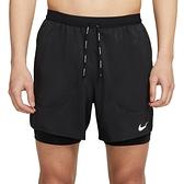 Nike DF Flx Strd Shrt 52IN1 男 黑 運動 慢跑 短褲 CJ5468-010