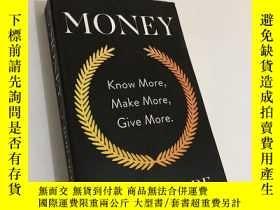 二手書博民逛書店Money:罕見Know More, Make More, Gi