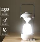 超亮應急燈家用USB充電燈照明燈停電備用led戶外露營帳篷馬燈 3C優購
