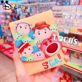 正版授權 迪士尼 TSUMTSUM疊疊樂 指甲剪組 一組四入 玩具總動員款 COCOS DS180