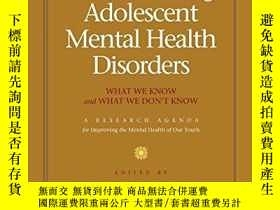 二手書博民逛書店Treating罕見And Preventing Adolescent Mental Health Disorde