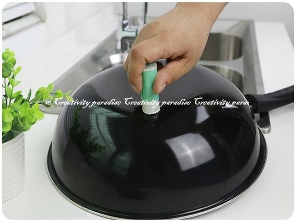 2枚入【清潔魔力刷】金屬洗鍋刷 專除鐵鏽銅鏽燒焦污垢 去污棒 清潔刷 除銹神器 鍋具魔力棒