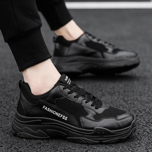 降價兩天 老爹鞋 新款春季男鞋 韓版男士運動休閒老爹鞋