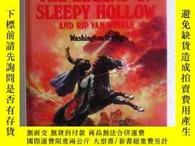 二手書博民逛書店The罕見Legend of Sleepy Hollow & Rip Van Winkle (Illustrate