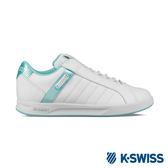 K-Swiss Lundahl Slip-On S CMF休閒運動鞋-女-白/綠