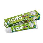 【韓國2080】強齒健齦兒童牙膏80g(2款可選) 含鈣健齒 維他命E護齦 預防蛀牙 強化琺瑯質 94SHOP