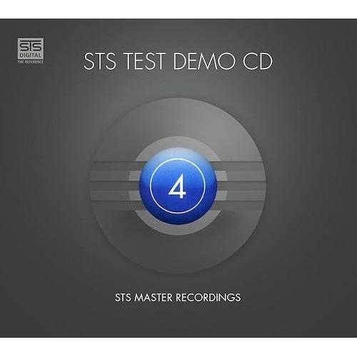 【停看聽音響唱片】【CD】STS Test Demo CD Vol.4